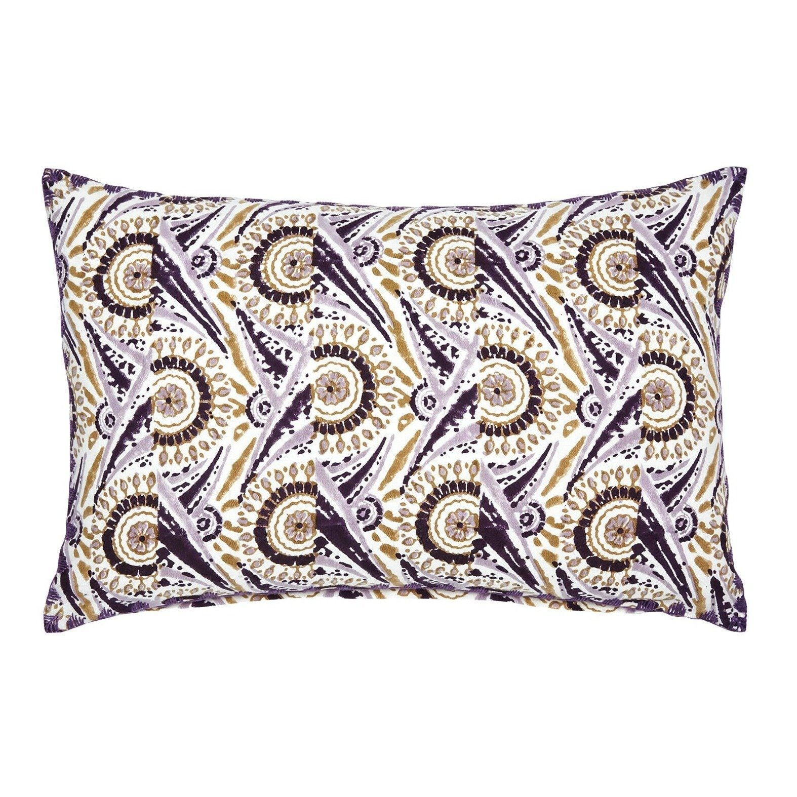 Fig Linens - Tirana Decorative Pillow by John Robshaw