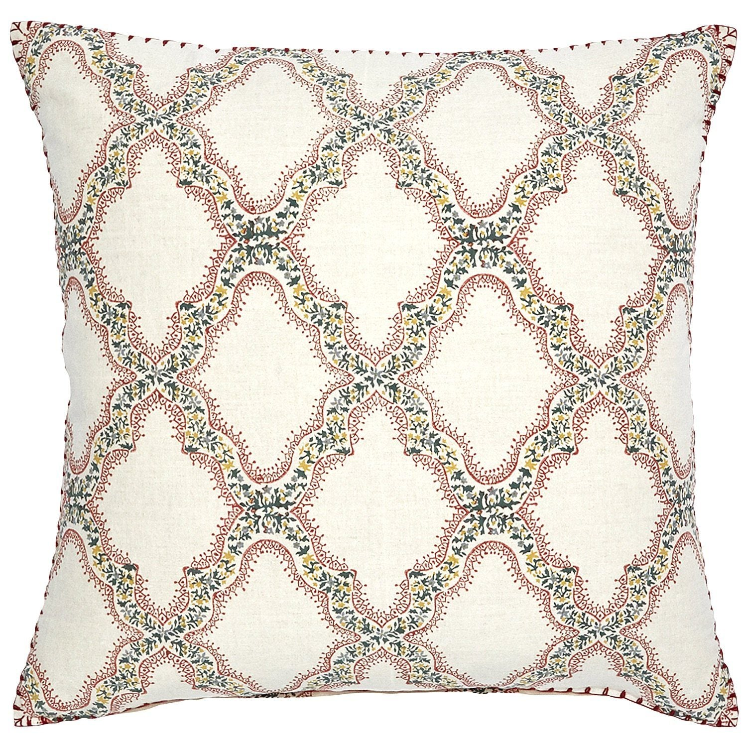 Api Euro Pillow by John Robshaw | Fig Linens and Home
