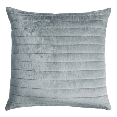 Fig Linens - Kevin O'Brien Studio - Channel Mineral Velvet Euro Sham