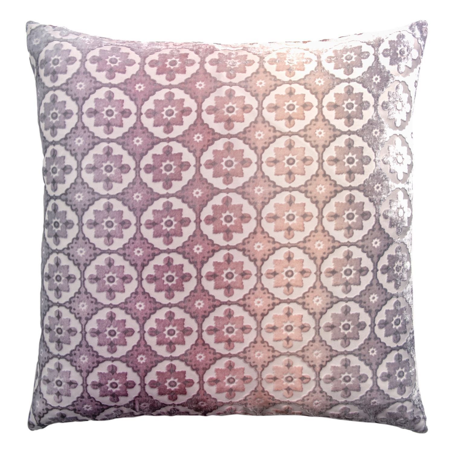 Opal Small Moroccan Velvet Pillow by Kevin O'Brien Studio | Fig Linens