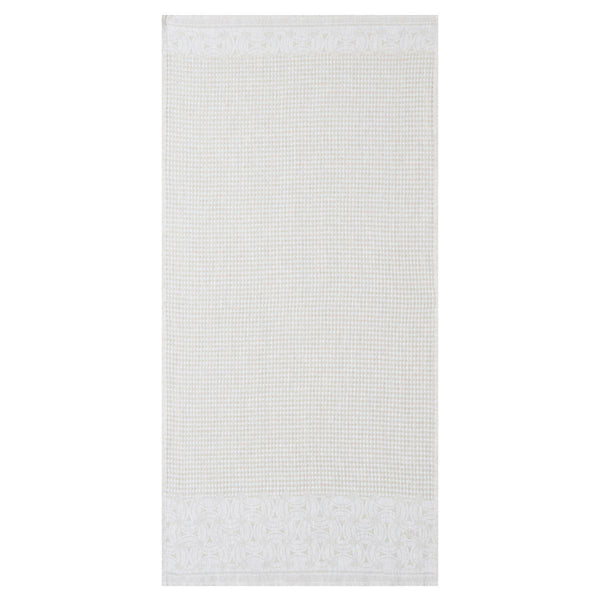 Lula Sand Linen Bath Towel Collection by Le Jacquard Français | Fig Linens