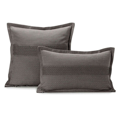 Slow Life Clay Decorative Pillows by Le Jacquard Français | Fig Linens