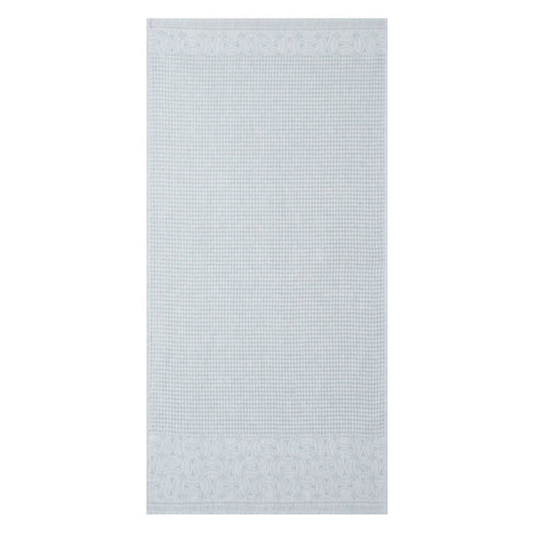 Lula Pearl Linen Bath Towel Collection by Le Jacquard Français | Fig Linens