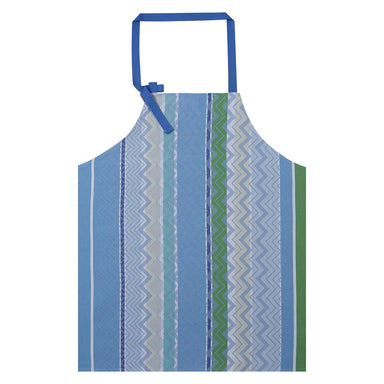 Color Rock Denim Apron by Le Jacquard Français  | Fig Linens