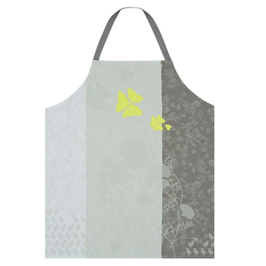 Farm Family Yellow Apron by Le Jacquard Français  | Fig Linens