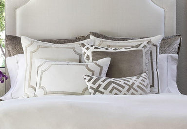 Soho Ivory & Fawn Bedding by Lili Alessandra | Fig Linens and Home