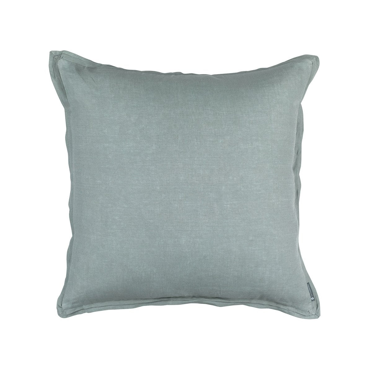Fig Linens - Lili Alessandra Bedding - Bloom Sky Euro Pillow