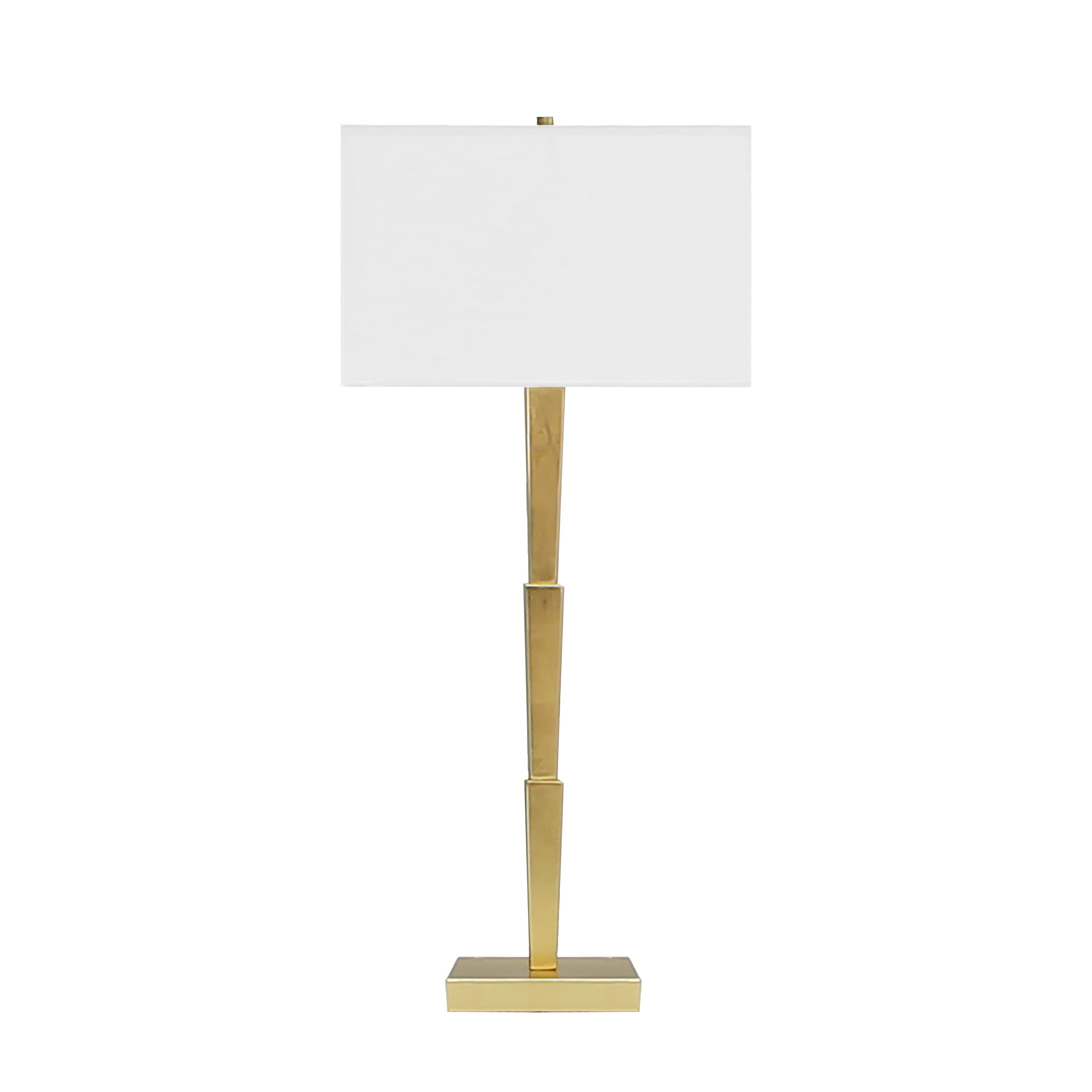 Caldwell Gold Table Lamp by Worlds Away