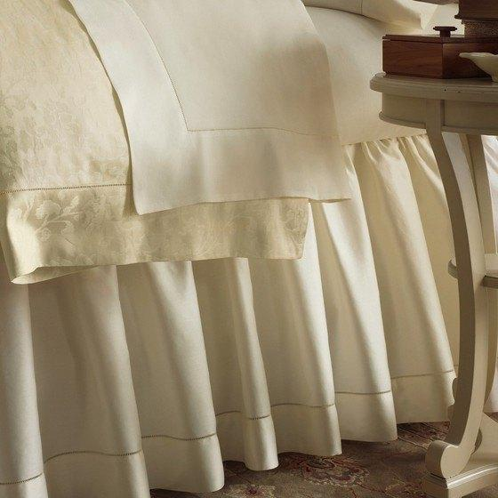 Fiona Bed Skirt by Sferra | Fig Linens and Home