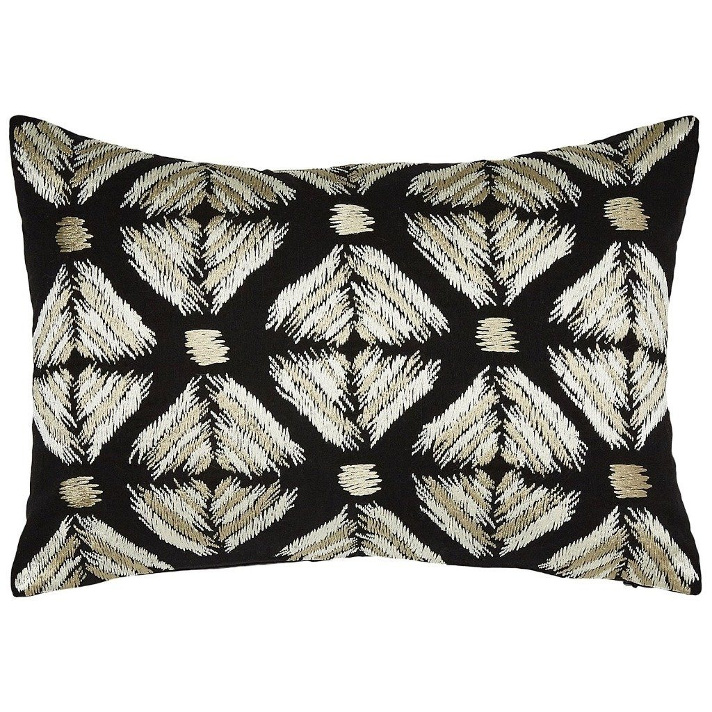 Fig Linens - Rameti Decorative Pillow by John Robshaw