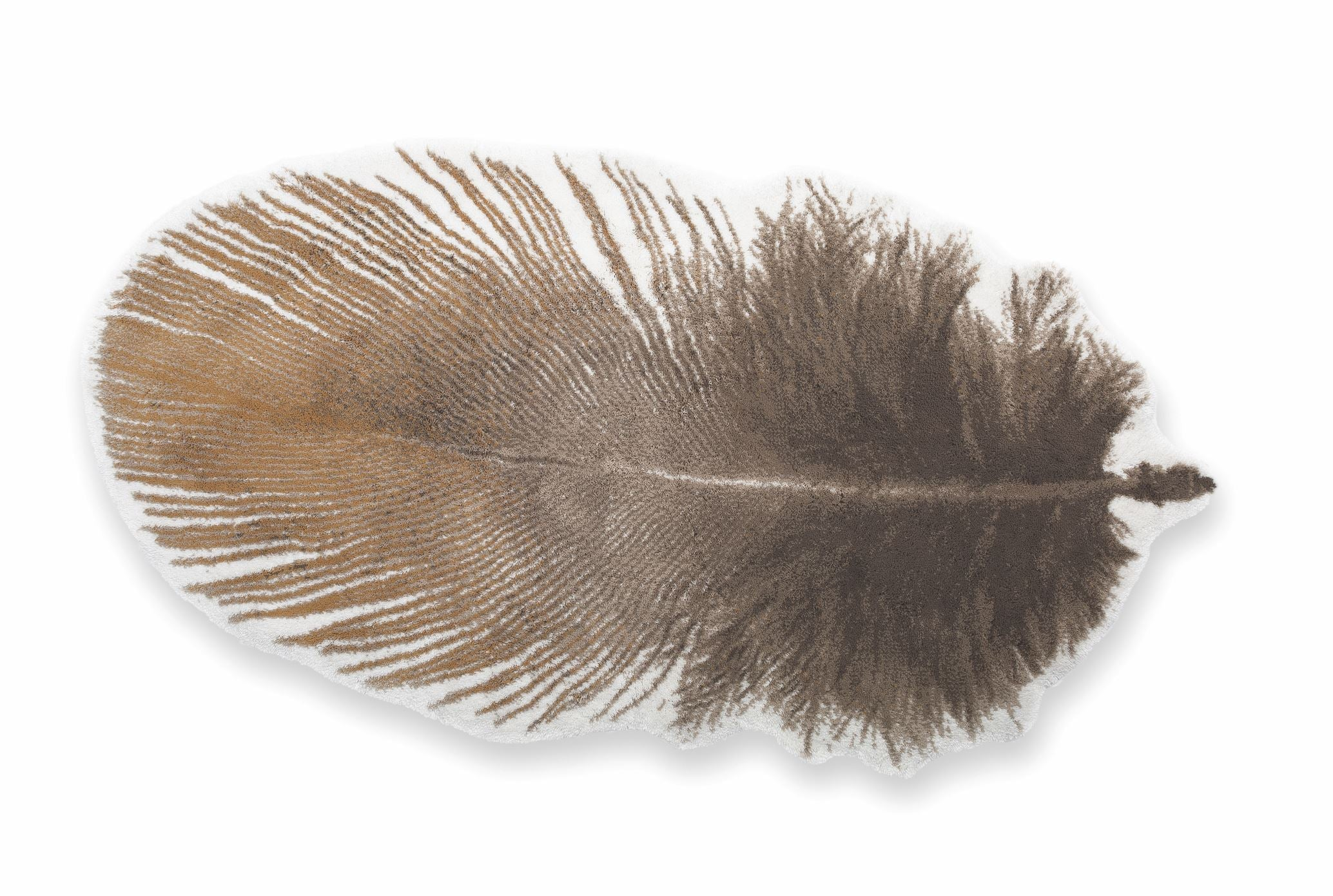 Habidecor Cocotte Feather Rug - Fig Linens and Home