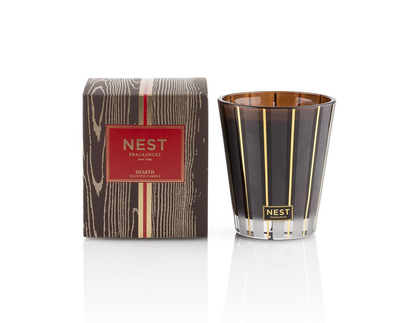 Hearth Classic Candle by Nest | Fig Linens