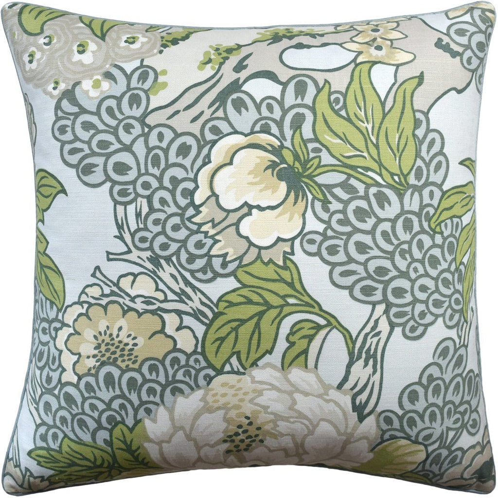 Honshu Robin's Egg Pillow - Ryan Studio at Fig Linens
