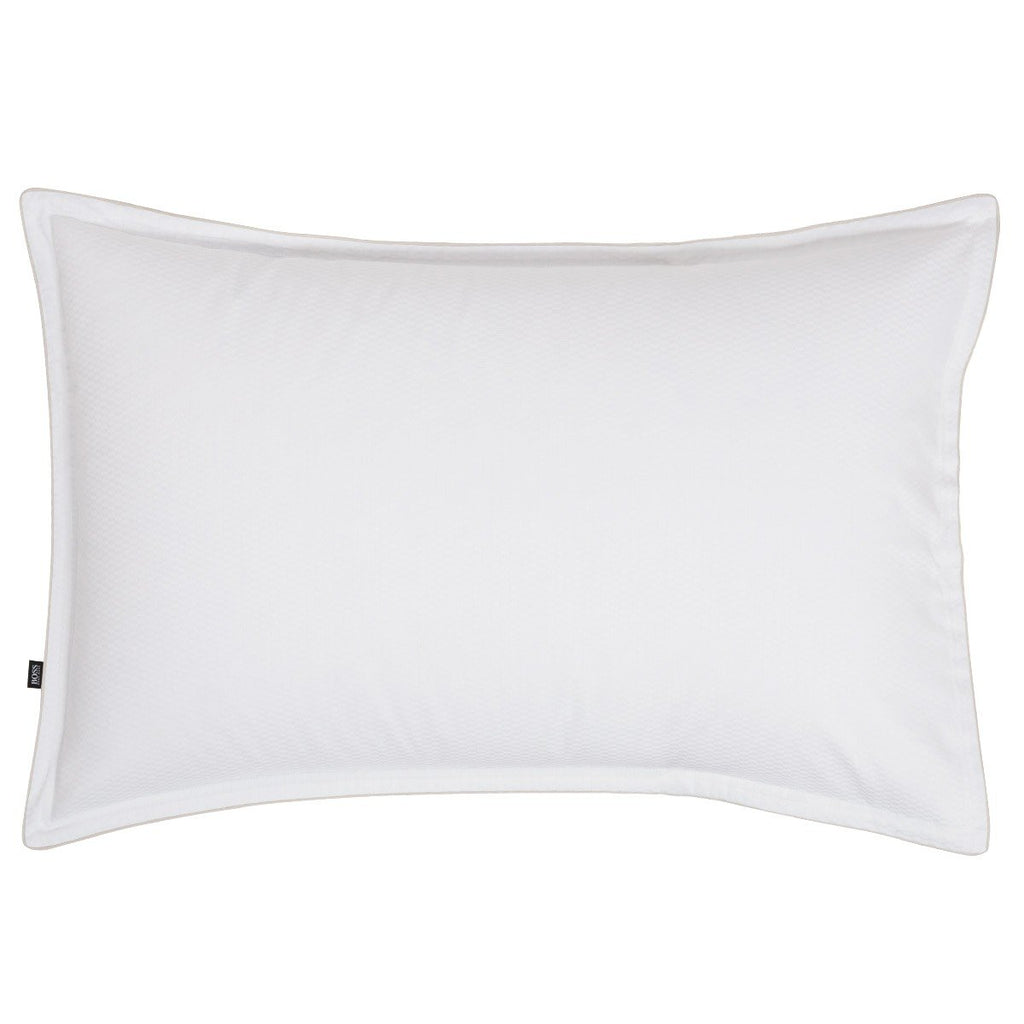 Loft Milk Bedding Hugo Boss - Sham Reverse