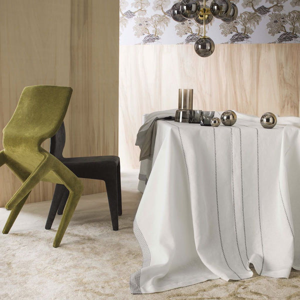 Couture Linen Tablecloth by Alexandre Turpault | Fig Linens and Home
