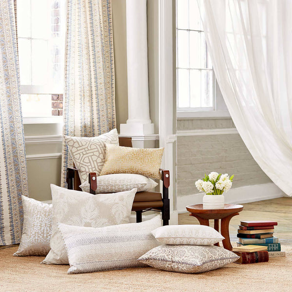 Decorative Throw Pillows by John Robshaw | Fig Linens