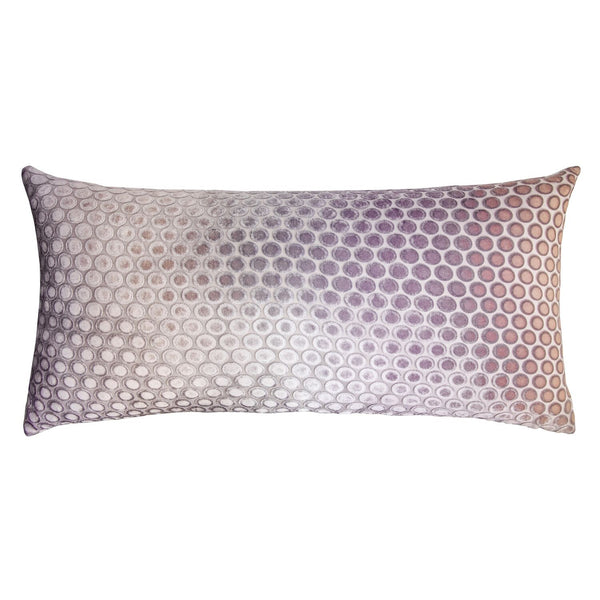 Dots Opal Decorative Pillow by Kevin O'Brien Studio | Fig Linens