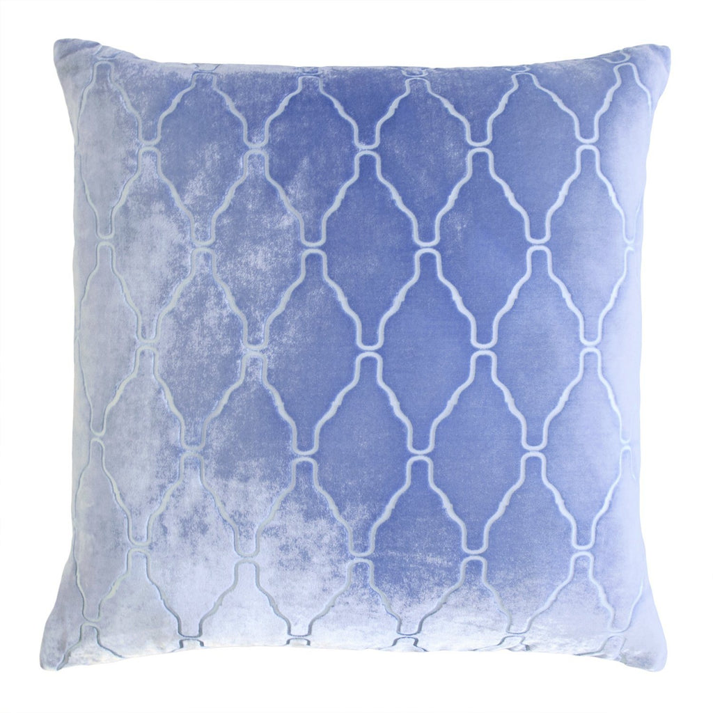 Arches Lapis Pillows - Kevin O'Brien Studio