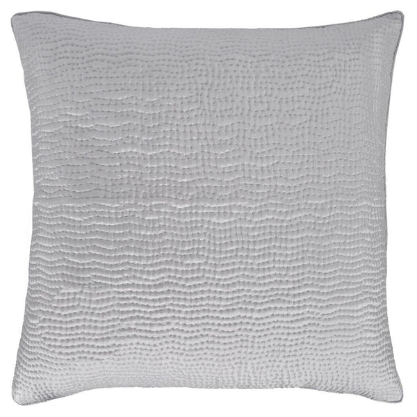 Kevin O'Brien Studio Hammered Silk Euro in Silver