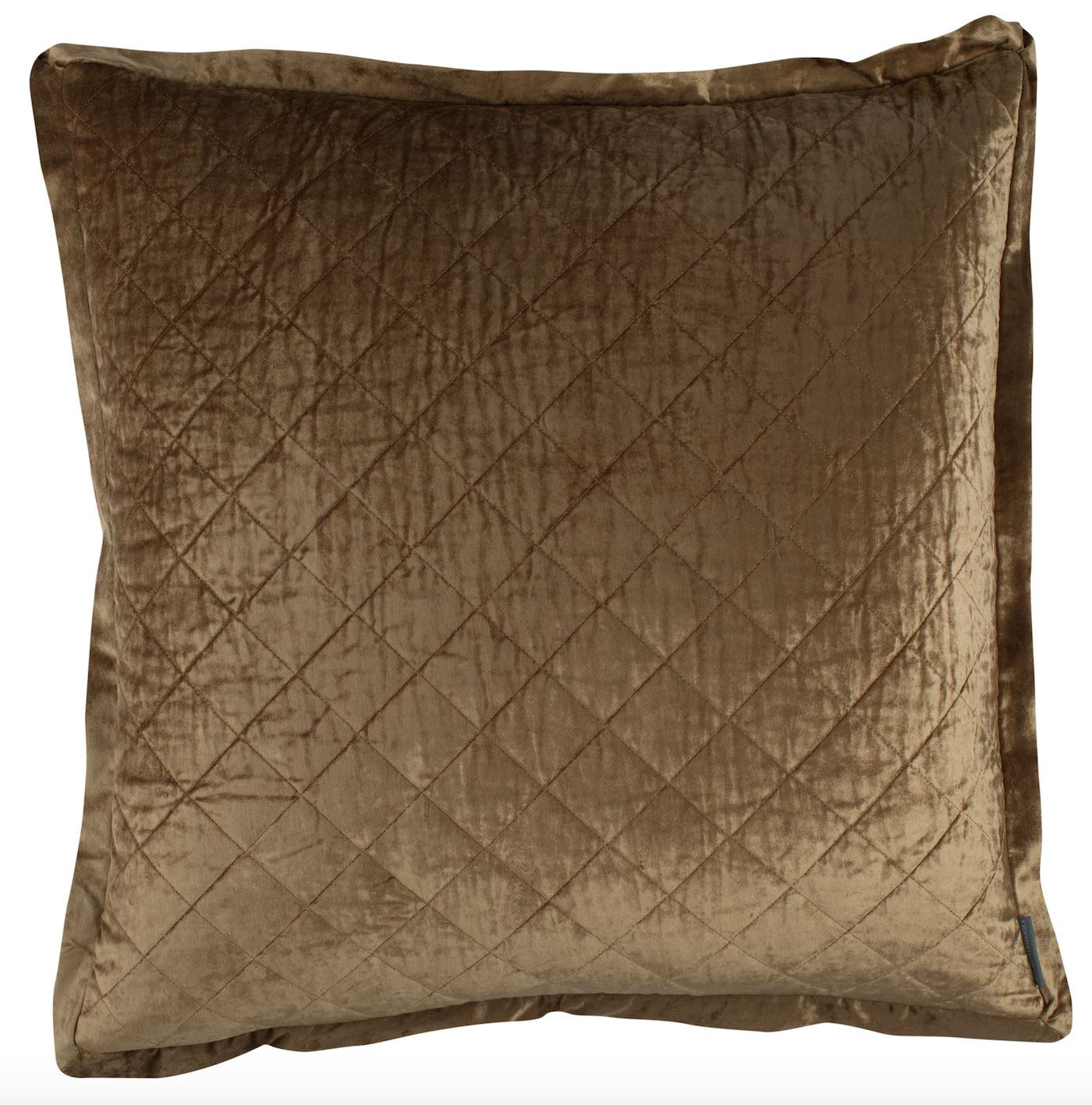 Lili Alessandra Chloe Straw Euro Pillow - Fig Linens