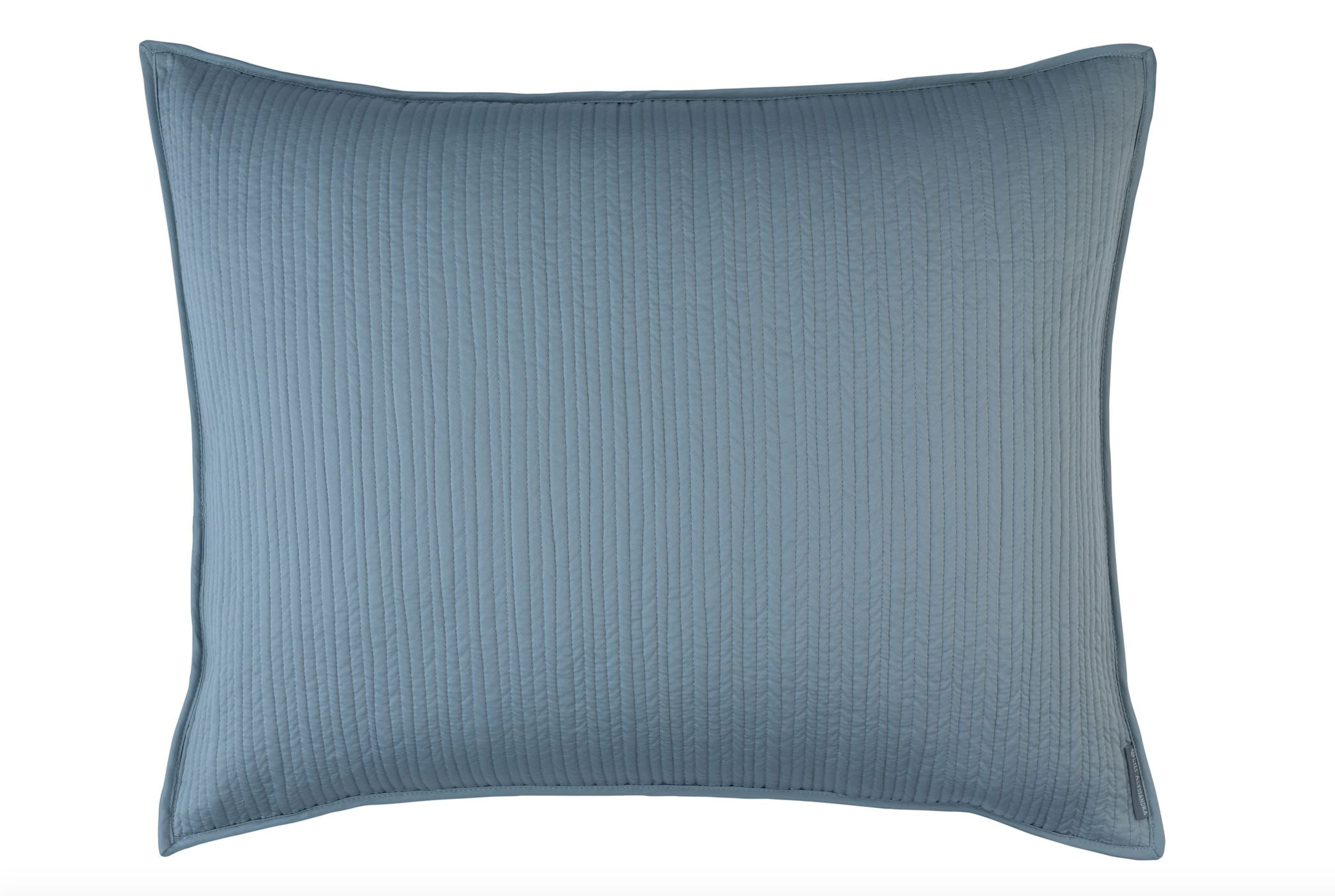 Lili Alessandra Retro Blue standard pillow