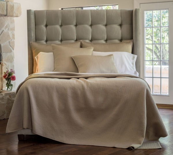 Retro Taupe Bedding by Lili Alessandra