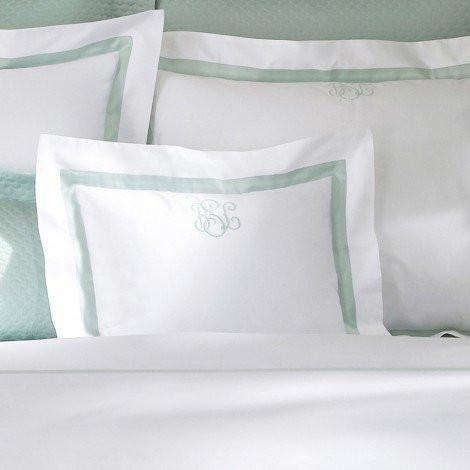 Lowell Opal by Matouk - Duvets, sheets, shams - Fig Linens