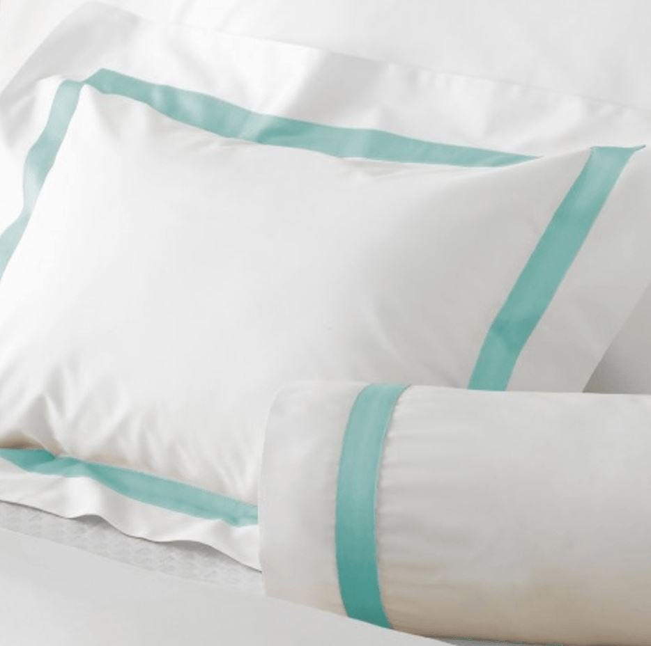 Lowell Lagoon Bedding by Matouk | Fig Linens and Home