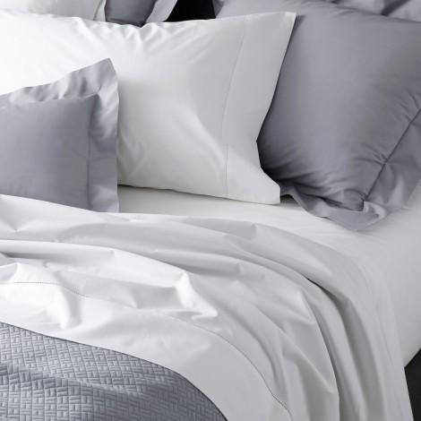 Luca Hemstitch Duvets & Shams from Matouk