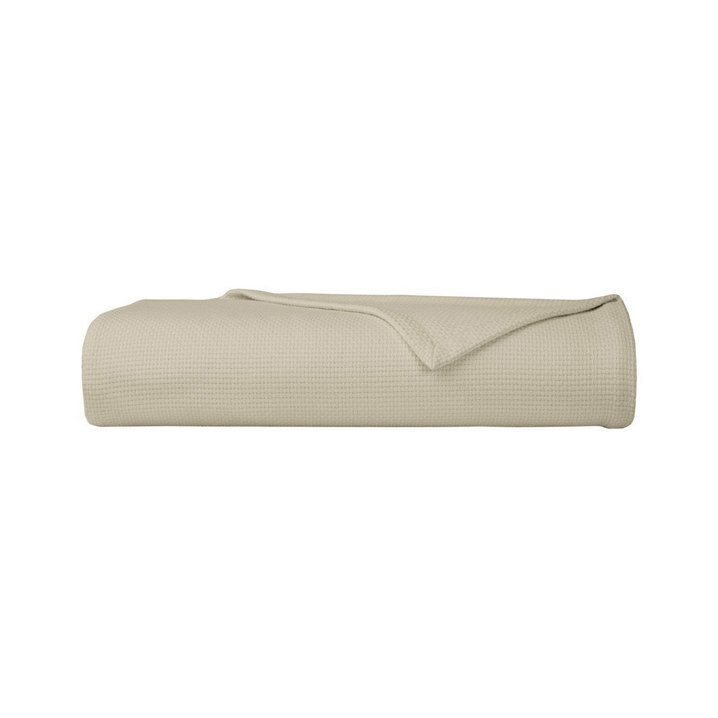 Maillon Pierre Stone Blanket - Yves Delorme | Fig Linens