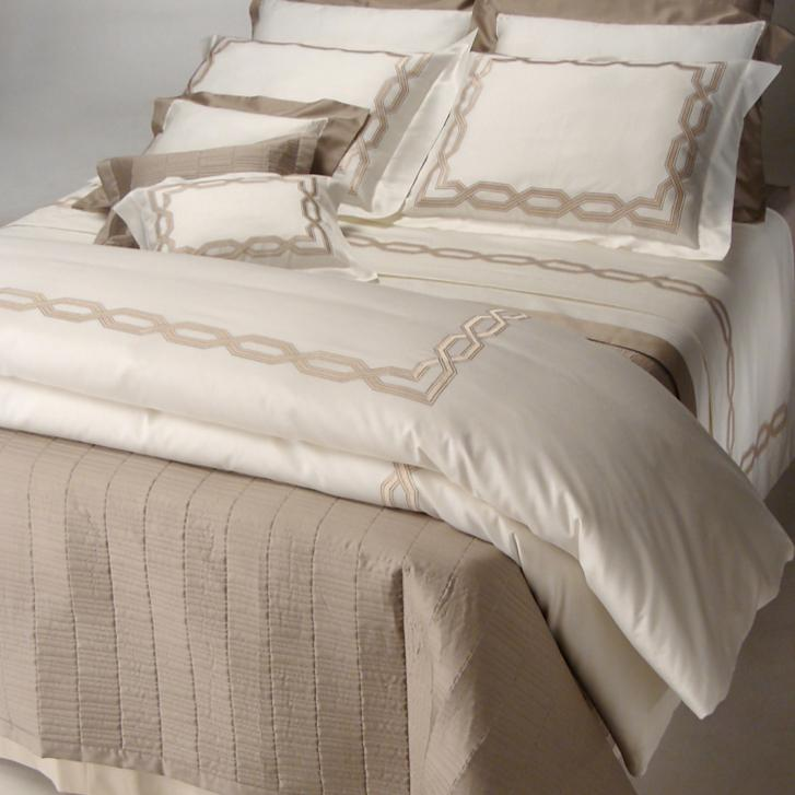 Fig Linens - Dea Fine Linens - Marrakesh Bedding