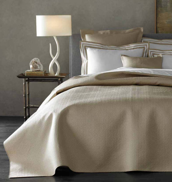 Alba Egyptian Cotton Quilts and Shams by Matouk - Fig Linens and Home