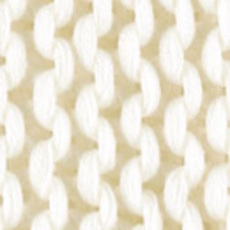Orla Throw by Matouk - Fig Linens and Home - Chunky Ivory Throw blanket