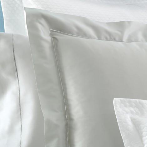 Nocturne Hemstitch Bedding - Shams by Matouk| Fig Linens