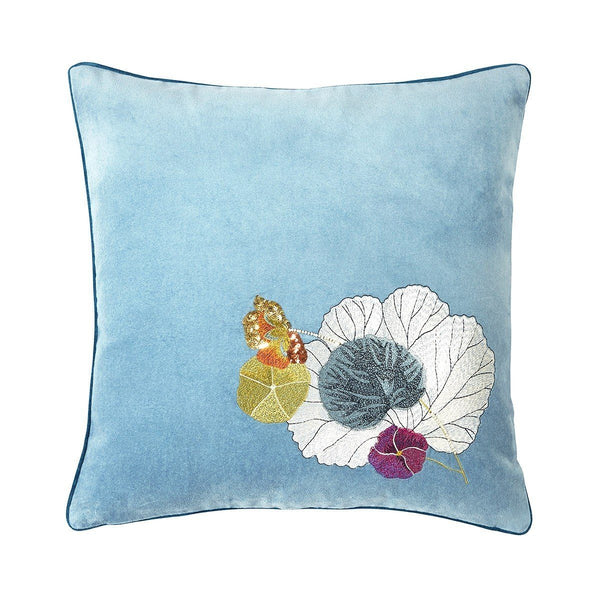 Pavot Pillow by Yves Delorme