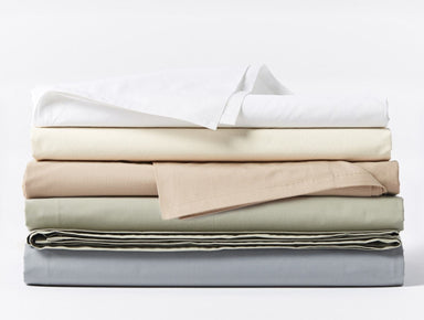 Shop 300 TC Organic Percale Sheet Sets by Coyuchi at Fig Linens