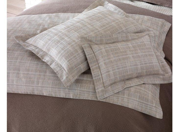 Fig LInens - Biagio Linen Duvet and Shams by Peacock Alley