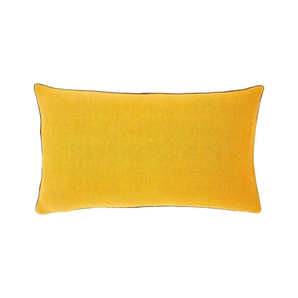 Pigment Jaune d'Or Pillow by Iosis