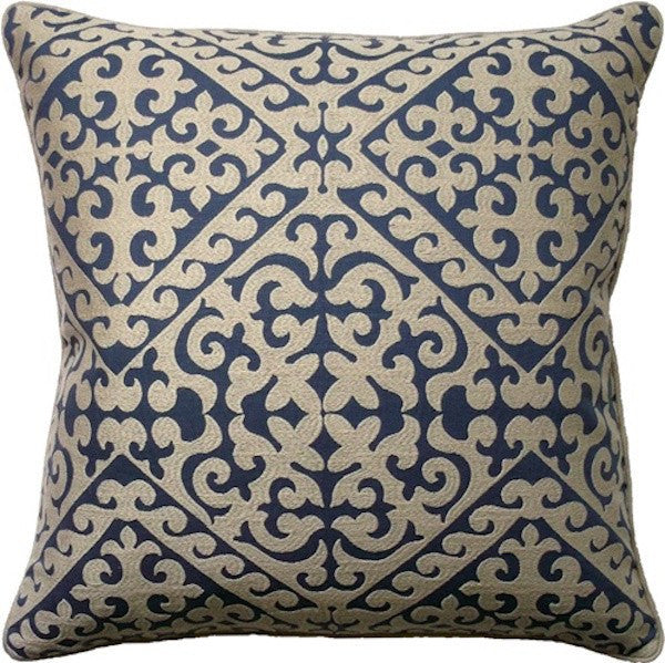 ryan studio meurice marine pillow