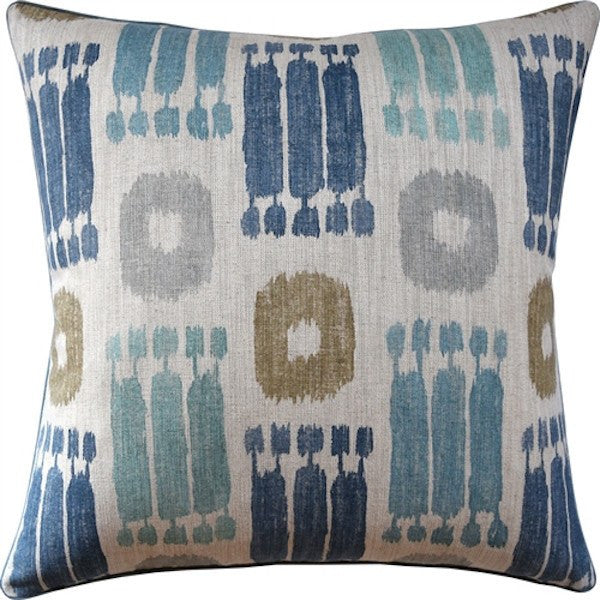 ryan studio pichu bluestone pillow