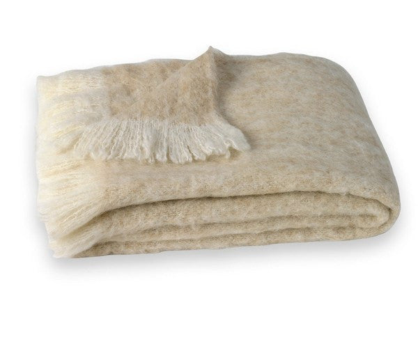 Copy of Brushed Alpaca Throw Sand by Lands Downunder