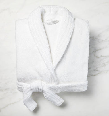 fig linens - Sferra Amira Whitei Robe