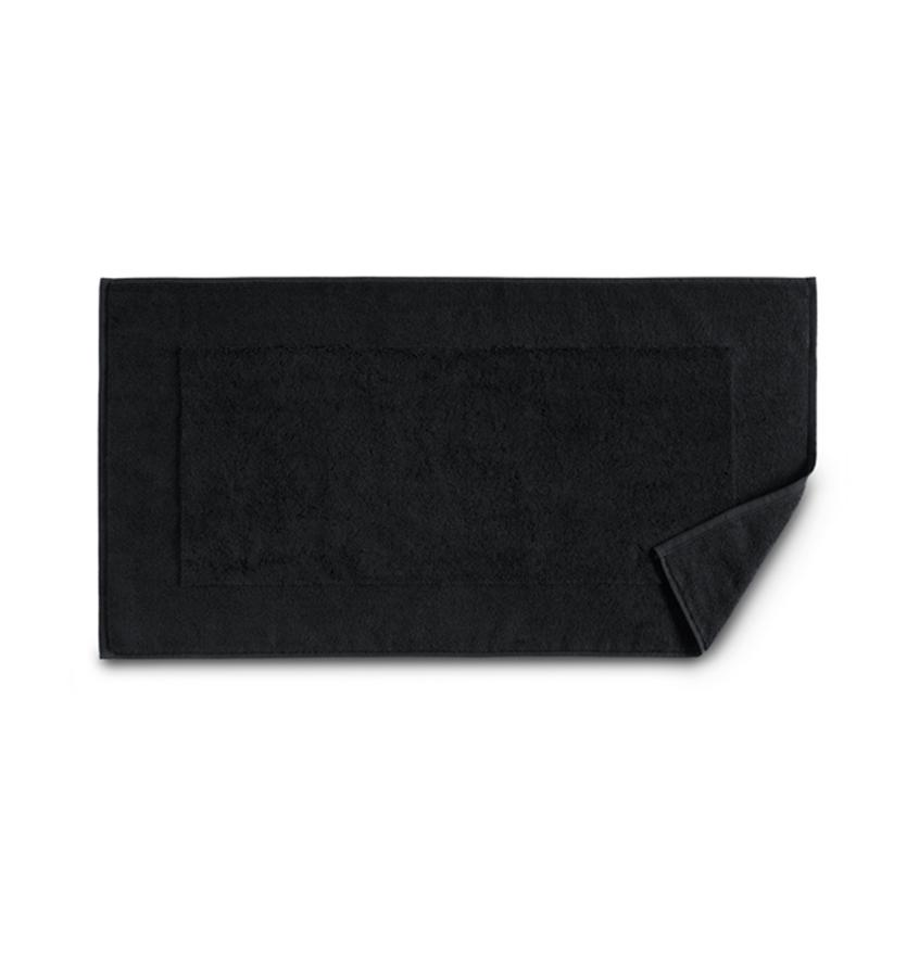 Bello Black Tub Mat by Sferra