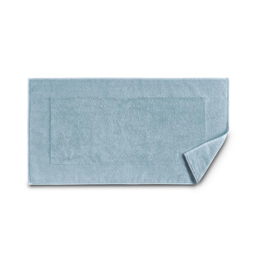 Bello Blue Tub Mat by Sferra