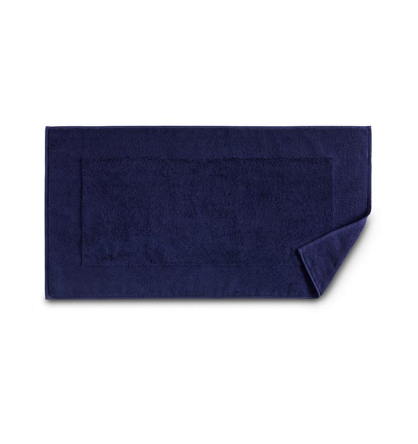 Bello Navy Tub Mat by Sferra