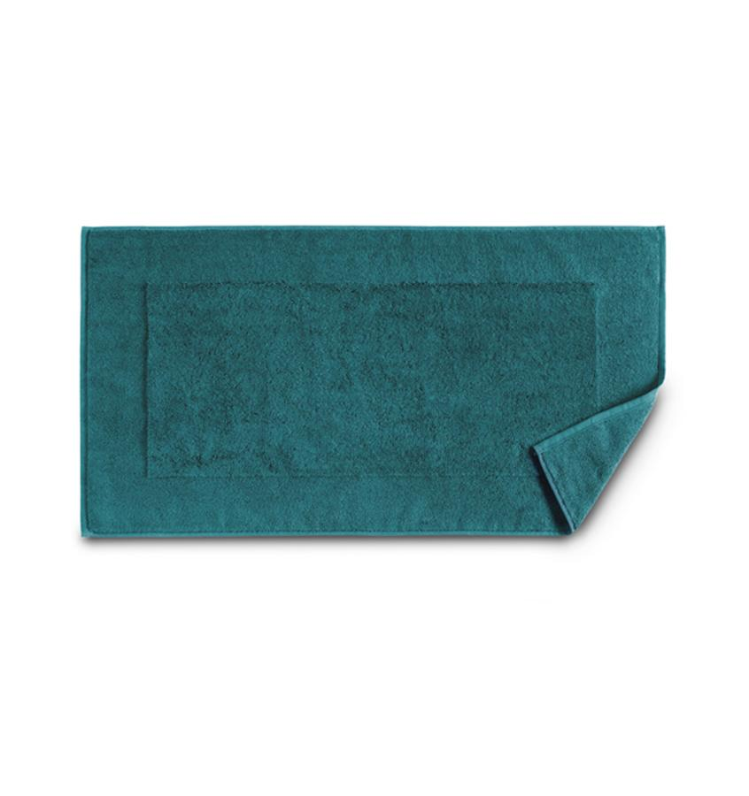 Bello Teal Tub Mat by Sferra