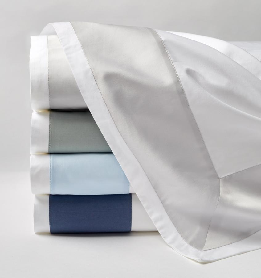Casida Bedding by Sferra - Modern Sheets at Fig Linens