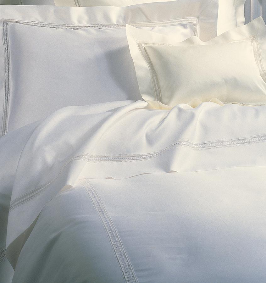 Diamante Bedding Collection by Sferra Fig Linens