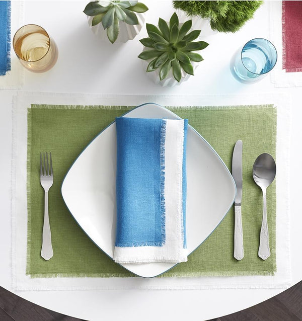 Sferra Farrell Table Linen Placemat Napkin