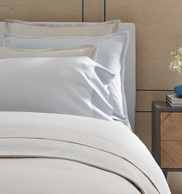 Fig Linens - Opelle Bedding by Sferra - Linen bed linens
